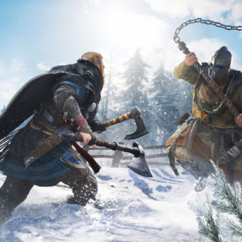 Assassins Creed Valhalla Receives A New Cinematic Trailer