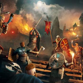 Assassins Creed Valhalla Receives A New Saga Story Trailer