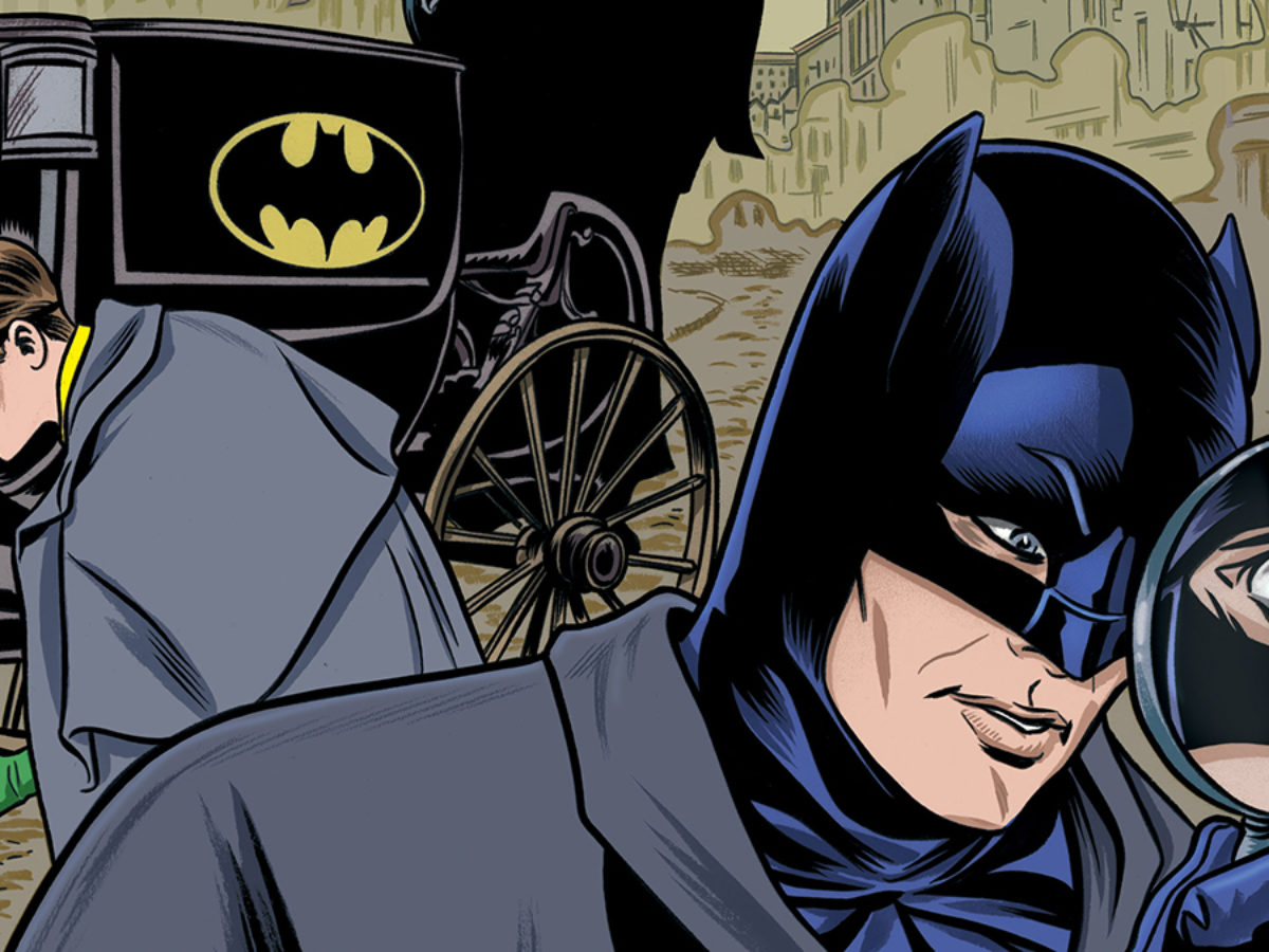 Dc Releases 18 New Batman Virtual Backgrounds For Zoom Conferencing