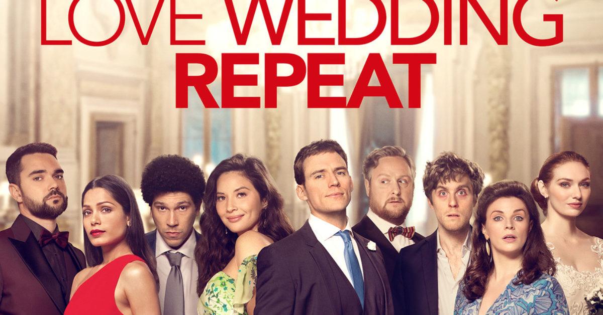 Love Wedding Repeat Trailer Netflix Comedy Debuts April 10th