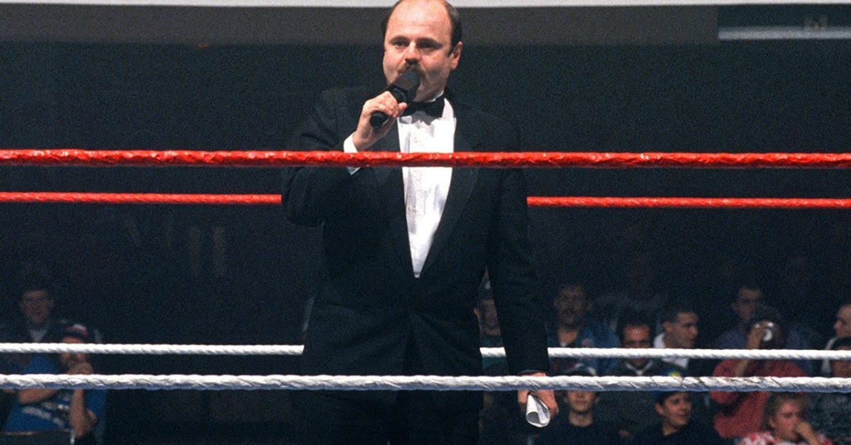 WWE Bullying Incident with Late Announcer Howard Finkel Recounted