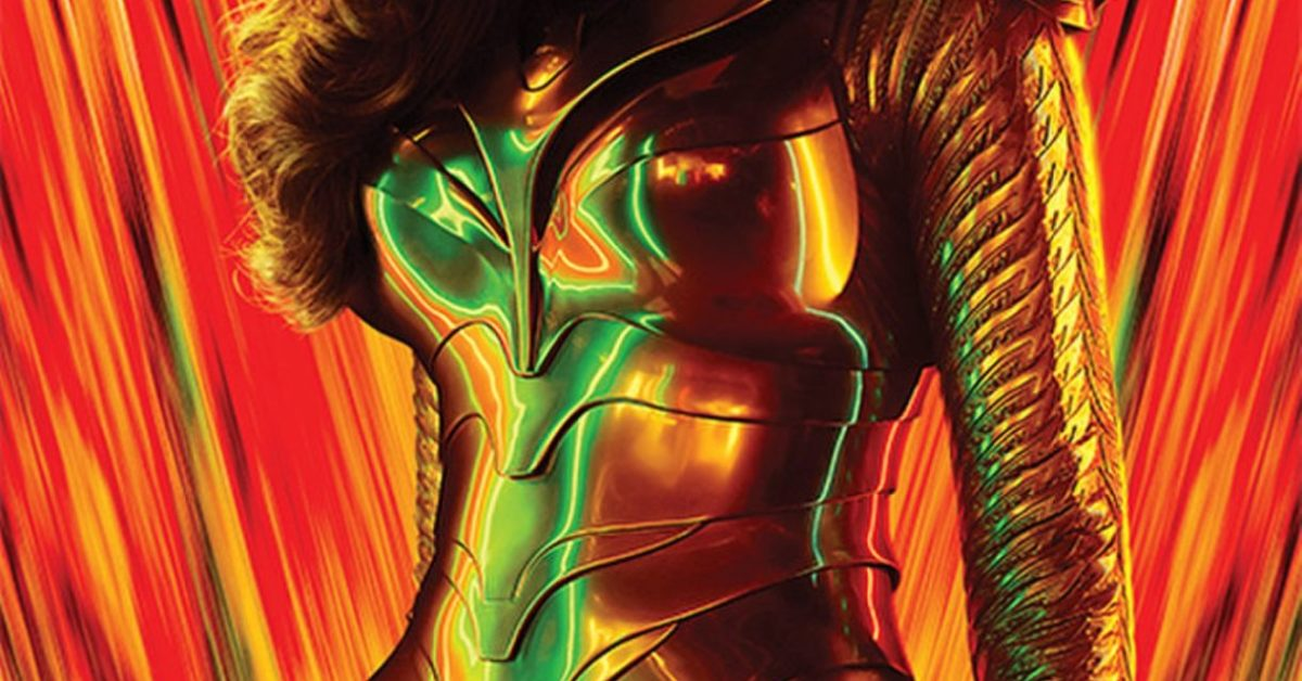 DC Comics Cancel Wonder Woman 1984 Variants, Reschedules For December