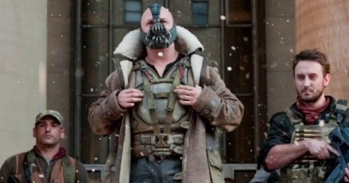 Batman: Bane Masks Sales Surge During Quarantine