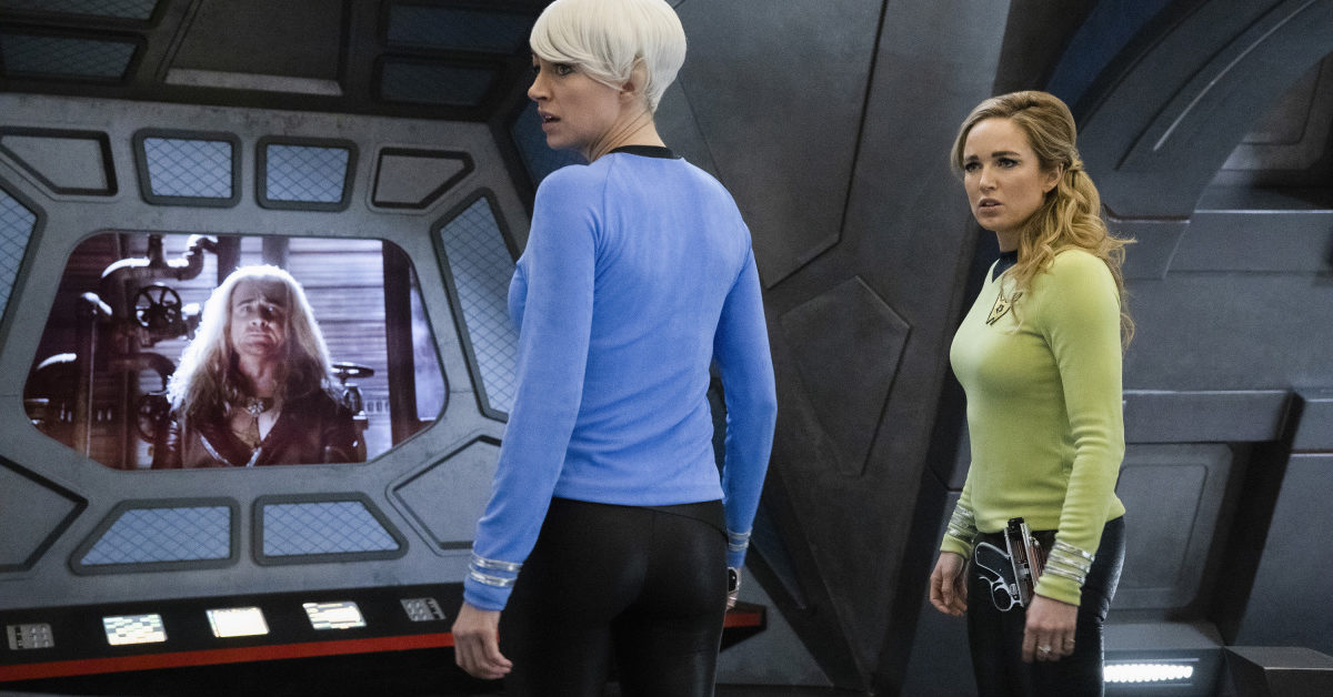 Legends of Tomorrow Season 5: Will Our Heroes Live Long and Prosper?