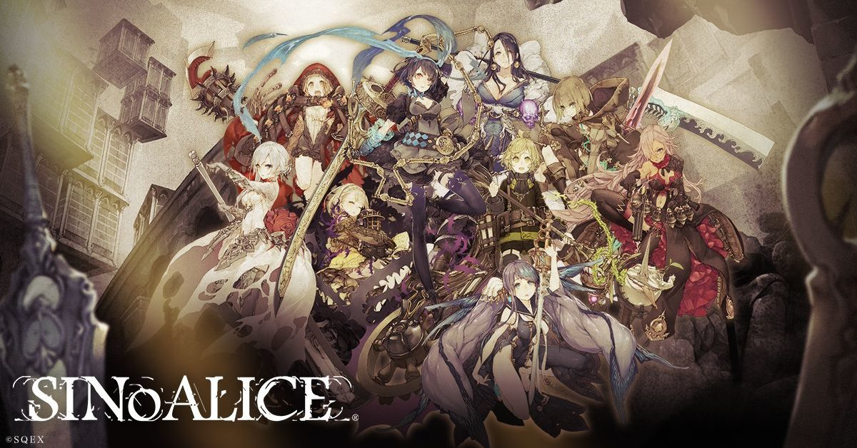 Yoko Taro's Fantasy RPG SINoALICE Opens Pre-Registrations On Mobile