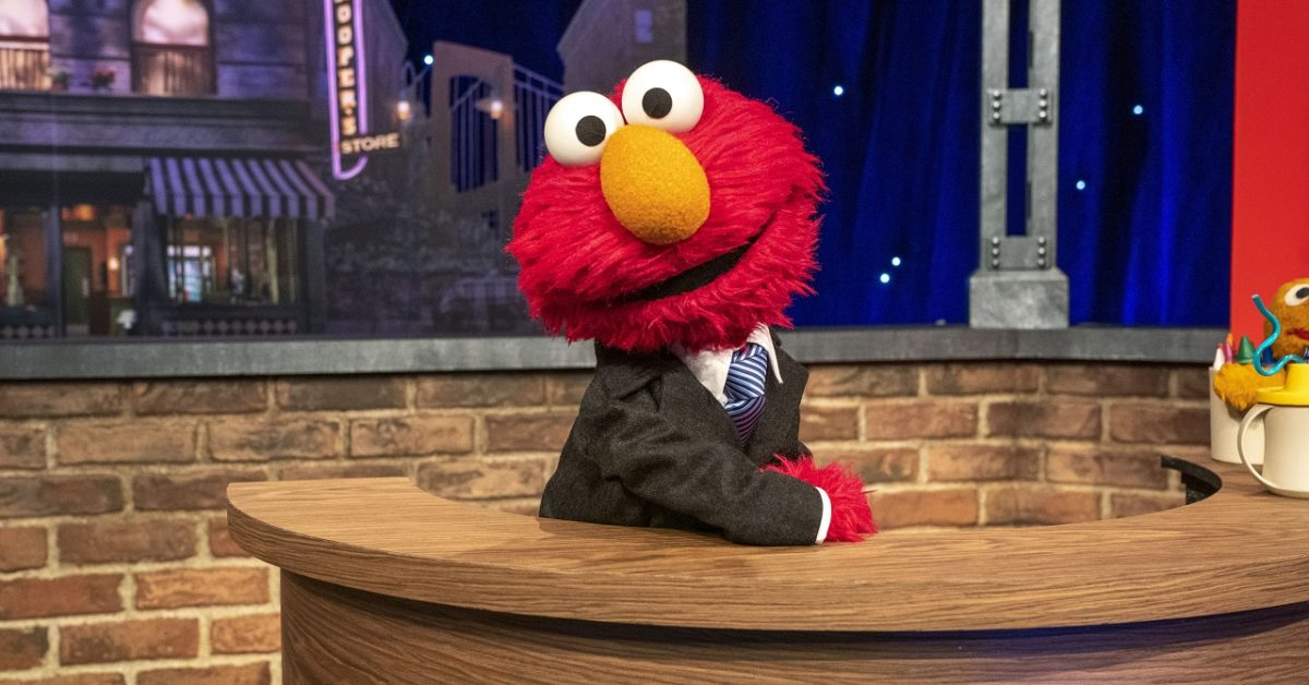 The Not-Too-Late Show with Elmo: Preview HBO Max's Late-Night Take