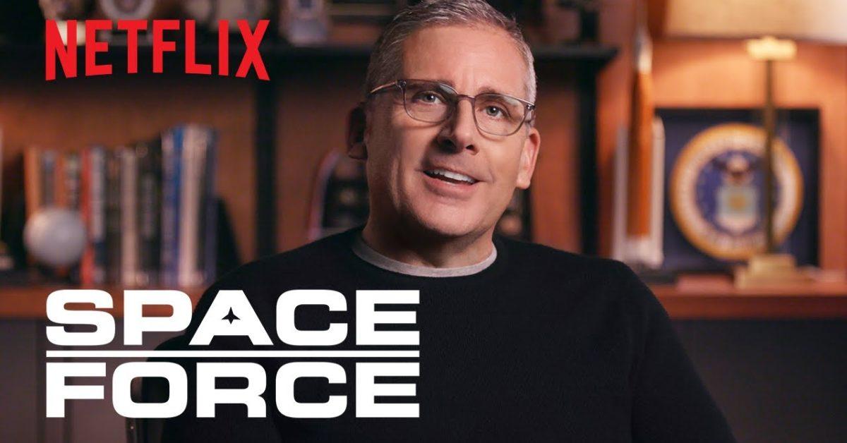 Space Force Team Talks Netflix Series' Origin, Fart Jokes and More