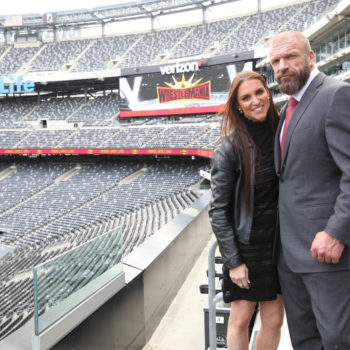 Triple H Stephanie McMahon and A&#038E Join Quest for Lost WWE Treasures