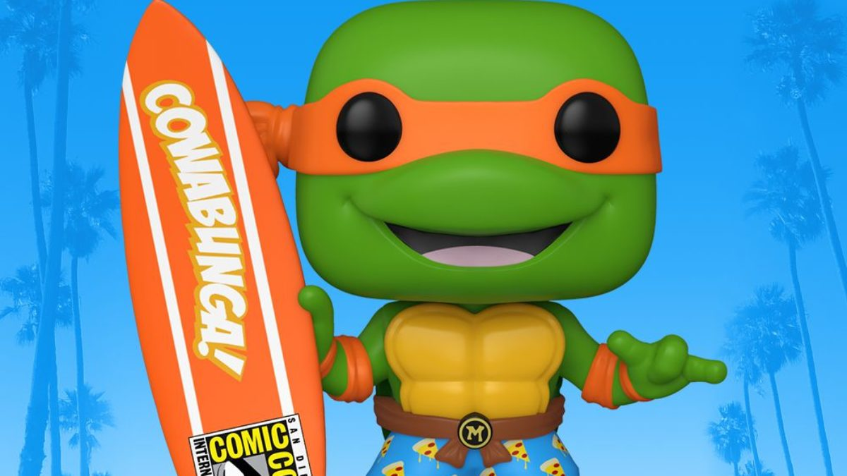 Funko Sdcc 2020 Reveals Tmnt Samurai Jack And Invader Zim
