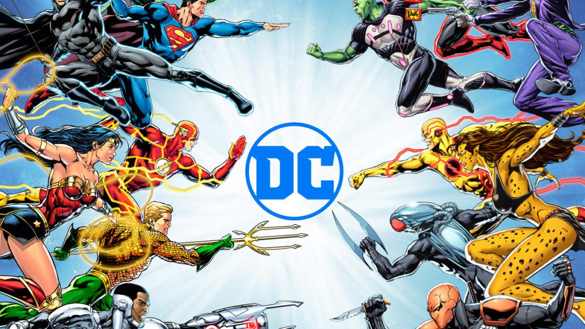 Gossip: DC Comics, Abandoning Comic Shops and Comic Cons?