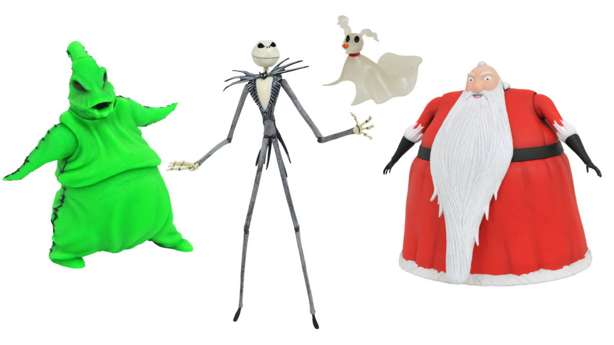 The Nightmare Before Christmas Comic Con 2021 Offsite Event Sdcc 2020 Exclusives Include Nightmare Before Christmas And Thanos