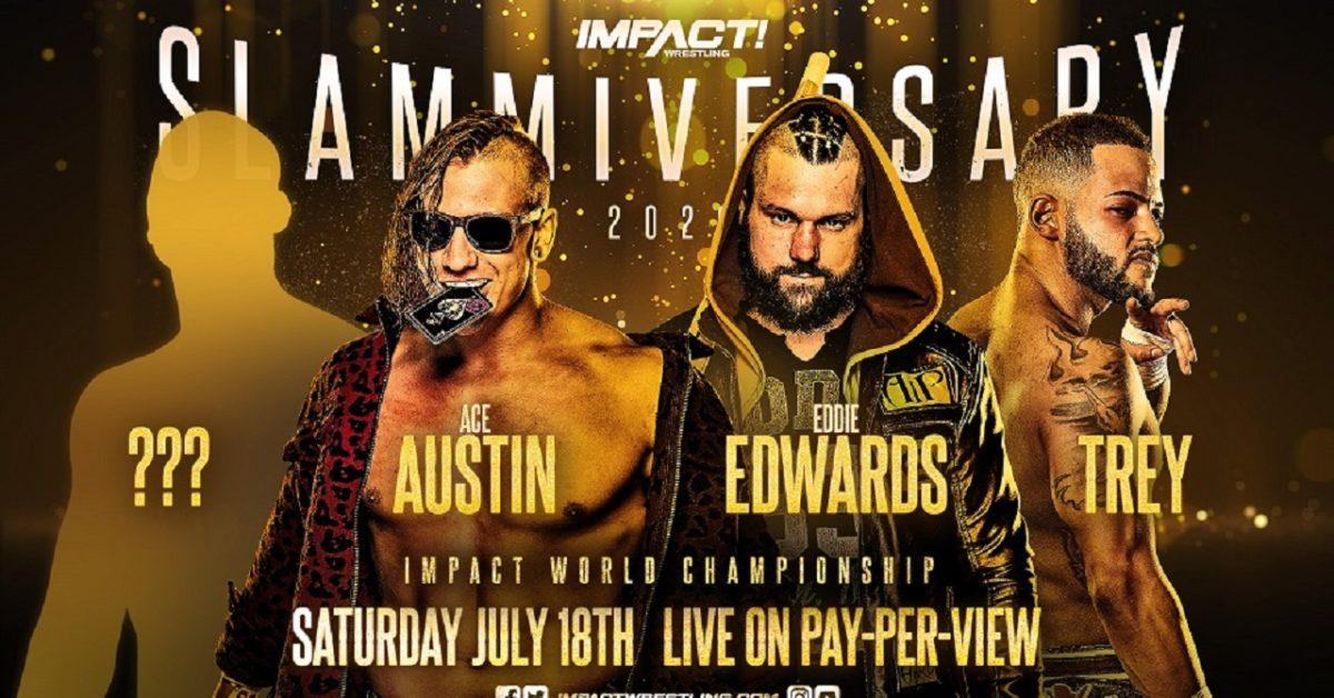 Impact Wrestling Teases Sting, Kurt Angle, More for Slammiversary