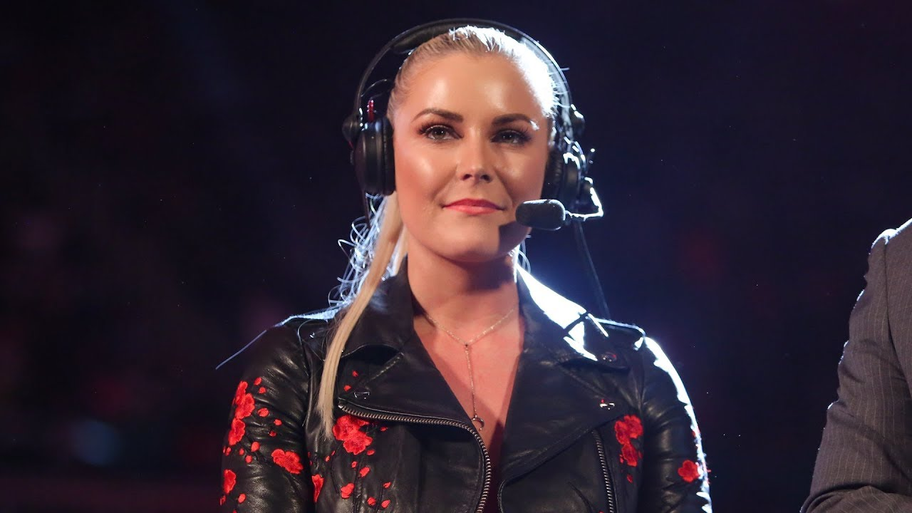 WWE's Renee Young and Baron Corbin: A Tale of Two Smokers