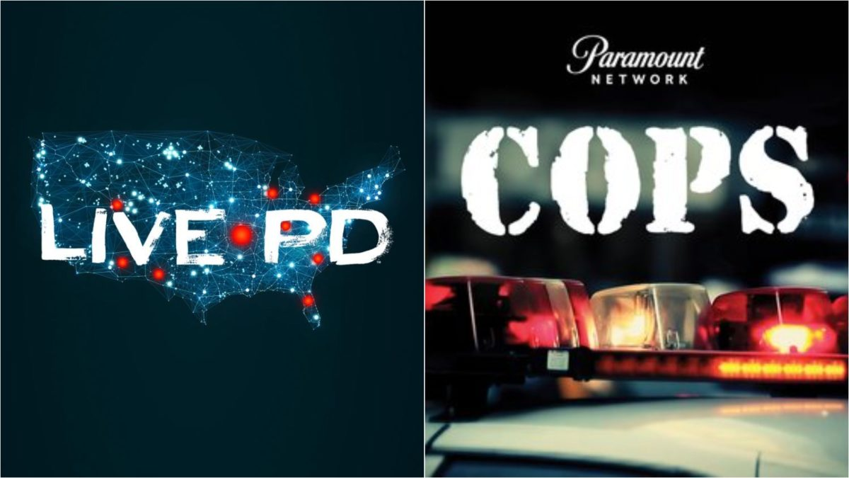 'Cops' Canceled by Paramount Network, 'Live PD' Return Evaluated by A&E in Wake of George Floyd Death and Anti-Police Protests