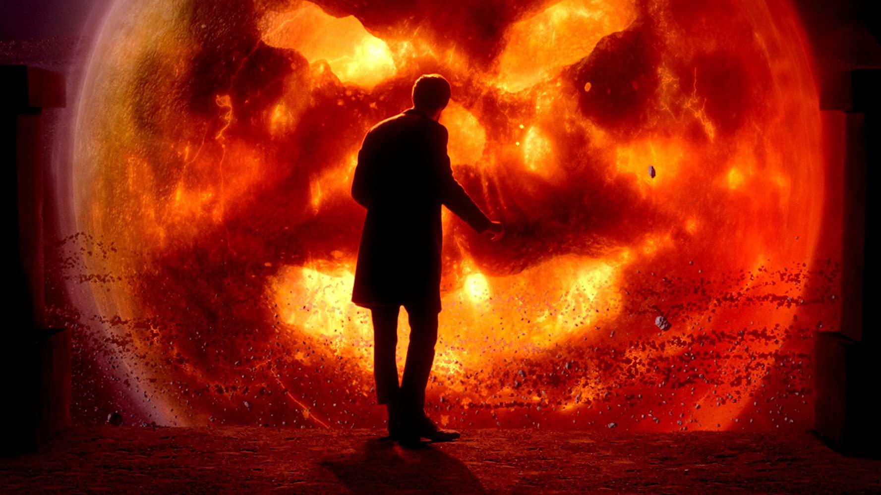 """Doctor Who: 5 Matt Smith Moments That Had Us Yelling, """"Geronimo!"""""""