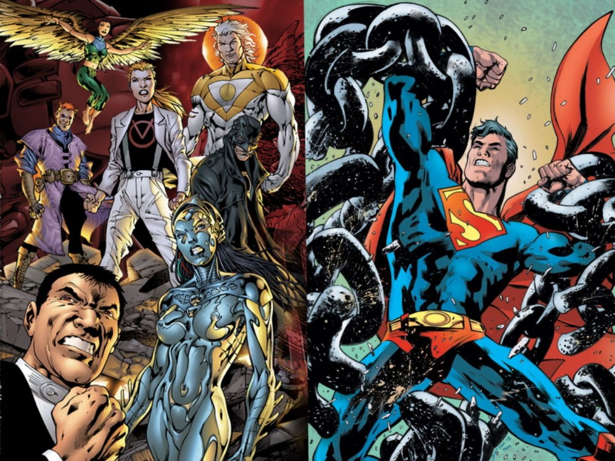 Gossip Superman To Lead The Authority In 2021