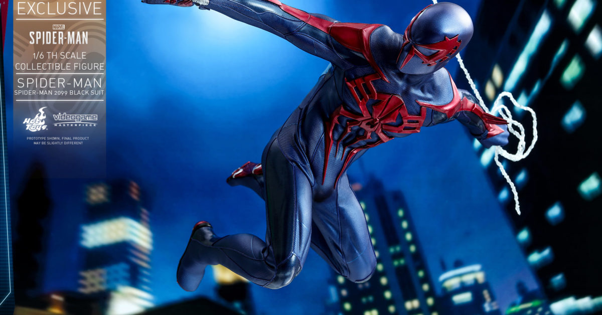 Upcoming Spider-Man Figures That'll Tingle Your Spidey Sense