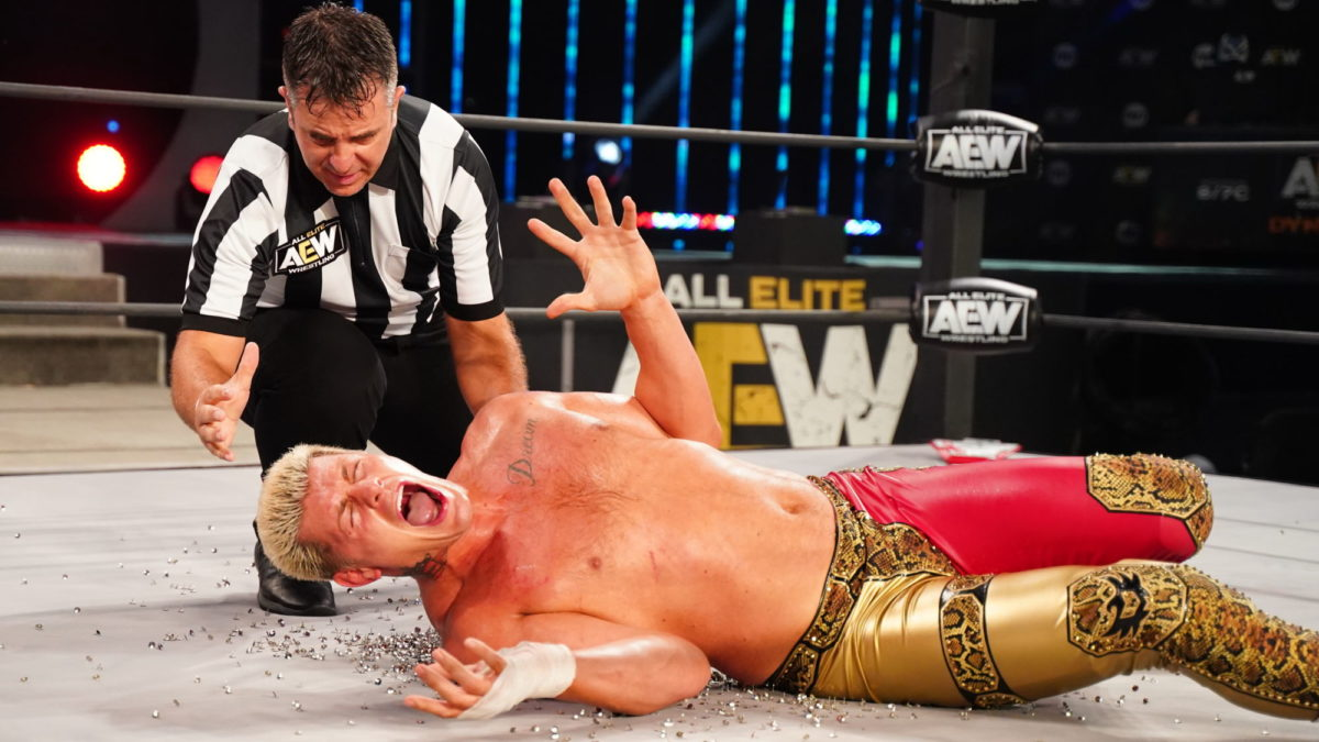 AEW Dynamite 7/22/20 Part 1 - Now That's What I Call Extreme Rules