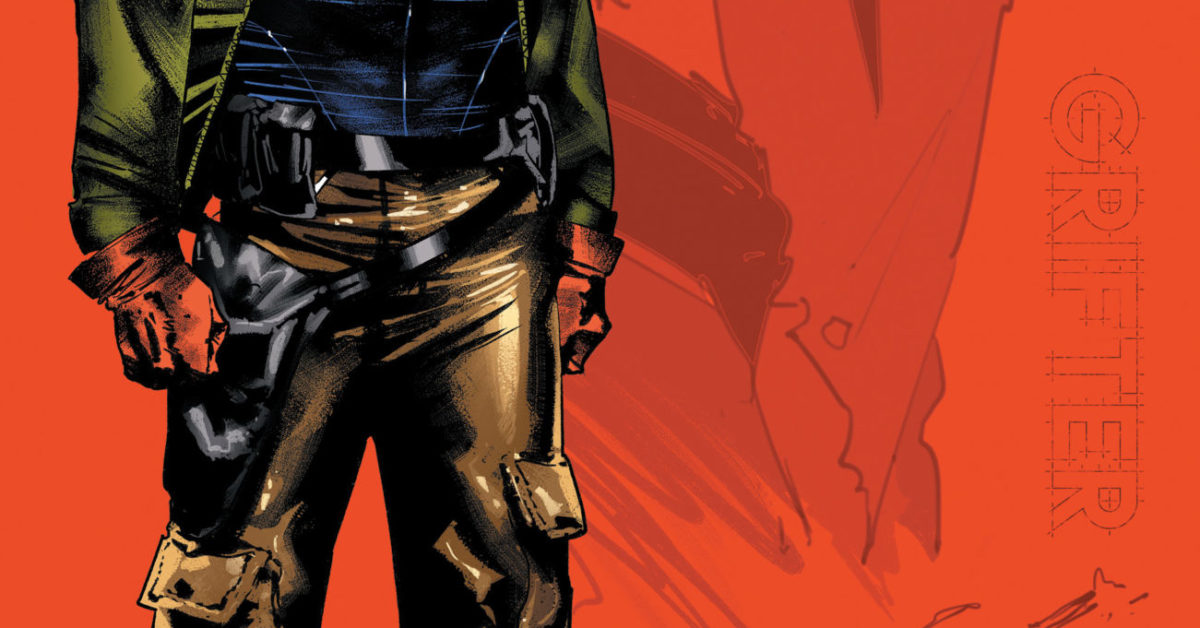 Grifter and Maybe Wildstorm to Return To DC and Batman?