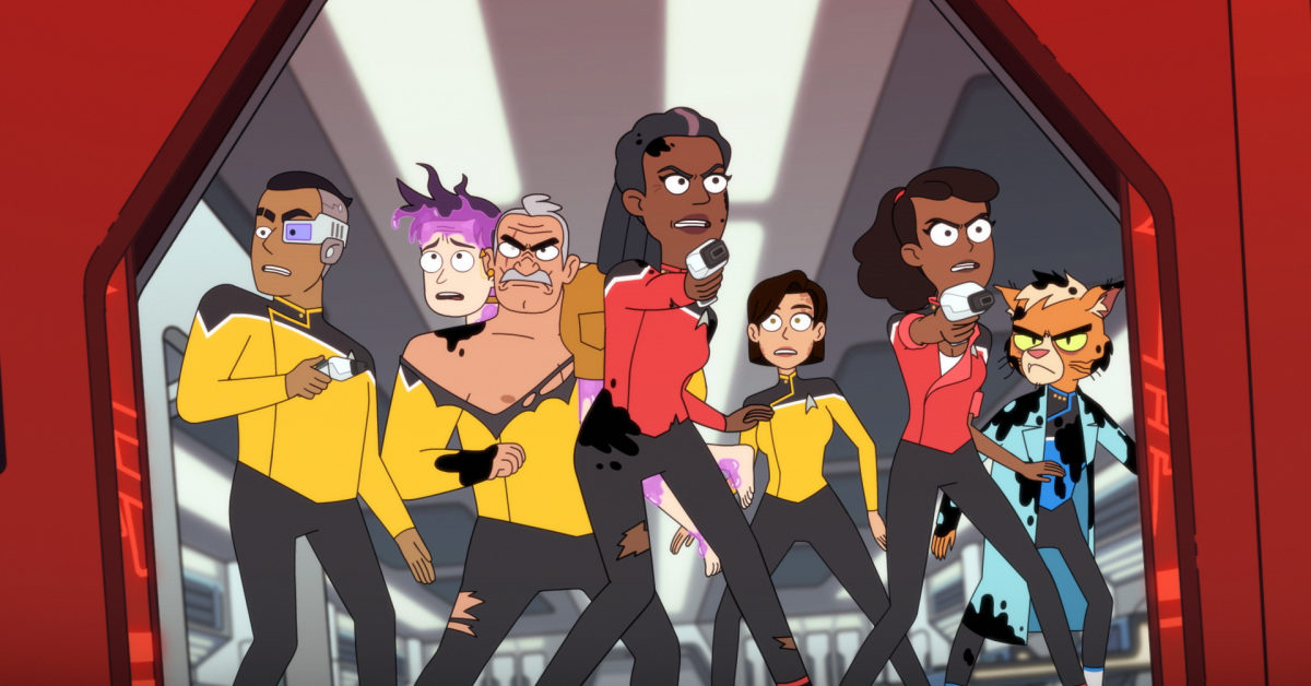 Star Trek: Lower Decks Goes Where Everyone's Gone Before This August