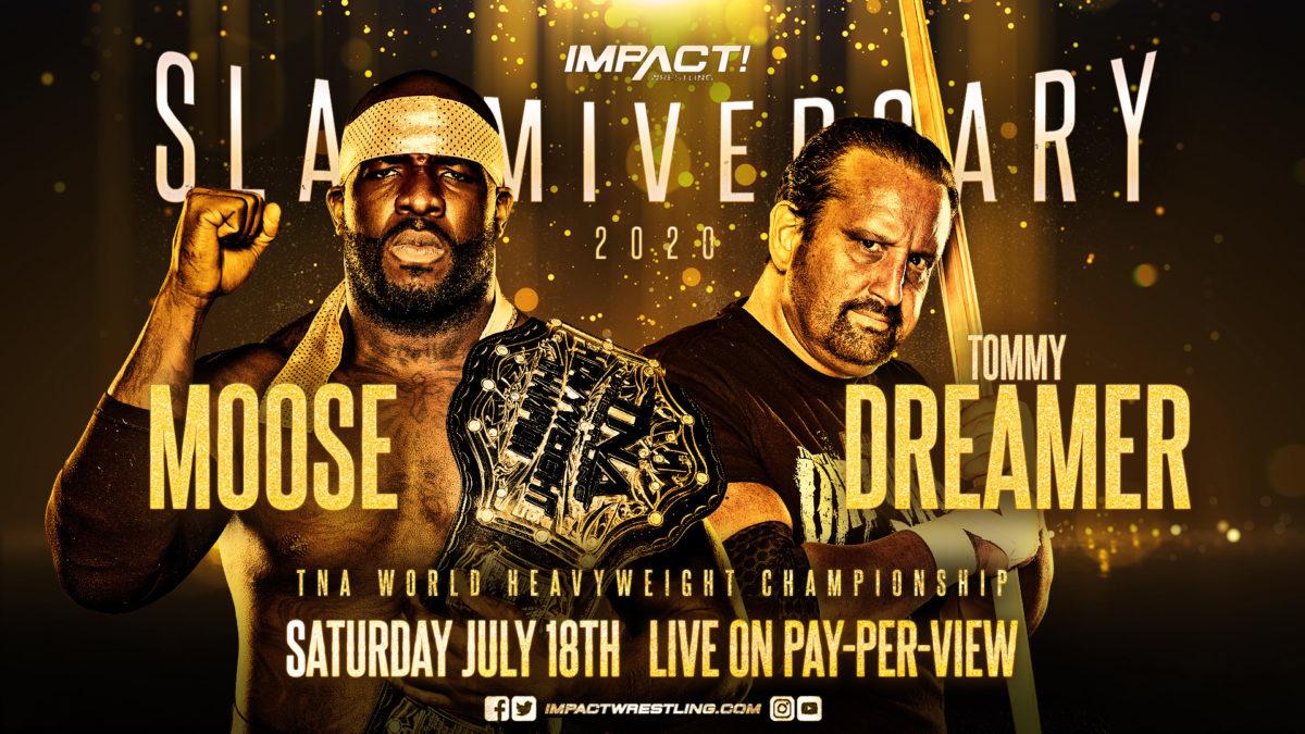 Moose vs Tommy Dreamer