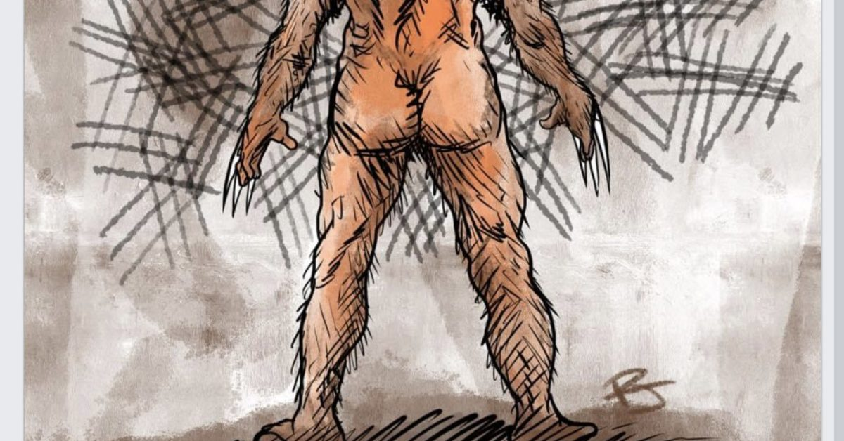 When Chris Claremont Comments On Your Naked Drawing Of Wolverine