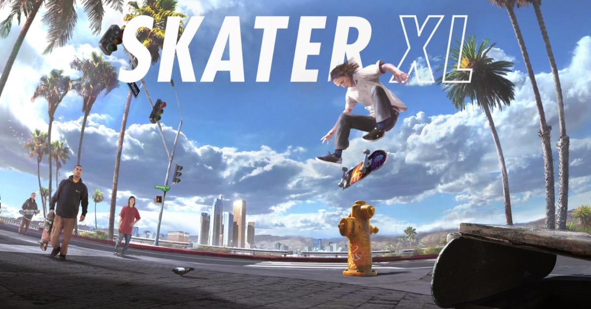 Skater XL Reveals All The Soundtrack Bands & Artists