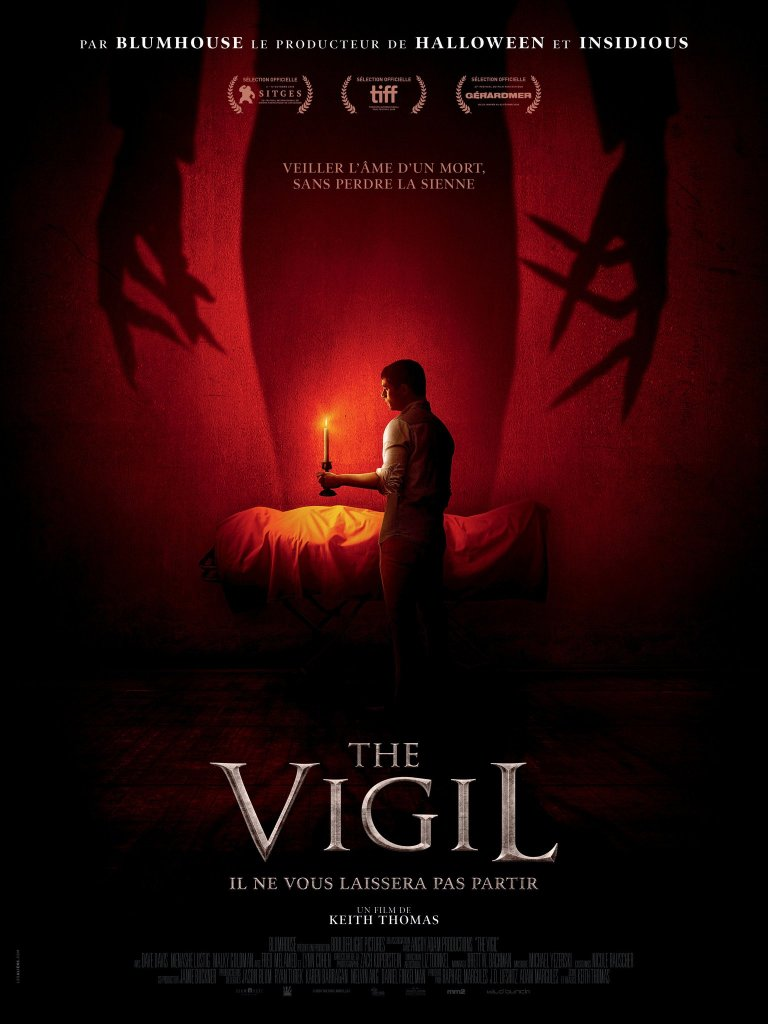 Watch The Trailer For Blumhouse Film The Vigil