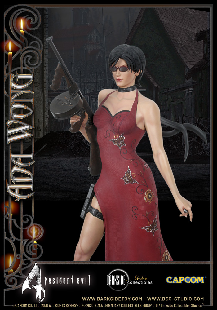 Resident Evil 4 Statues and the Daily LITG, 9th July 2020