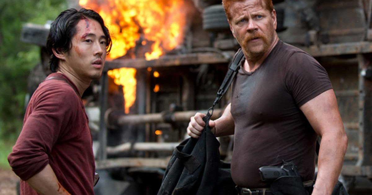 "The Walking Dead: Michael Cudlitz Talks Glenn, Abraham Deaths, ""Caryl"""