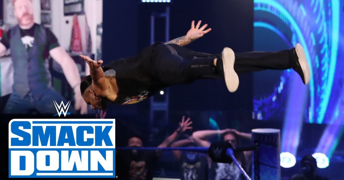WWE SmackDown 7/3/20 Part 2: Did Sheamus Make Jeff Hardy Relapse?