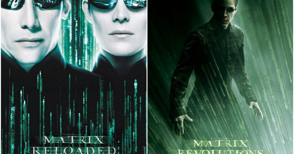 Matrix Cinematographer Explains Why the Sequels Were So Hard to Shoot