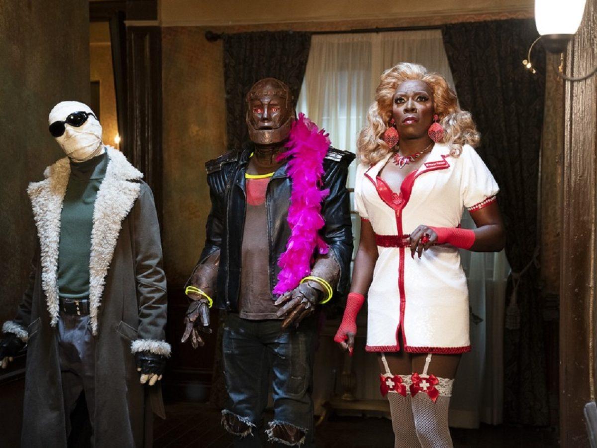 Doom Patrol Season 2 Preview Ain T No Party Like A Doom Patrol Party