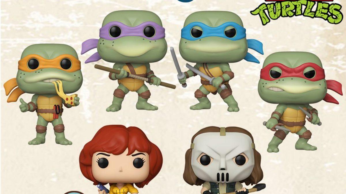 PRE ORDER Teenage Mutant Ninja Turtles TMNT April O/'Neil Specialty- Funko POP