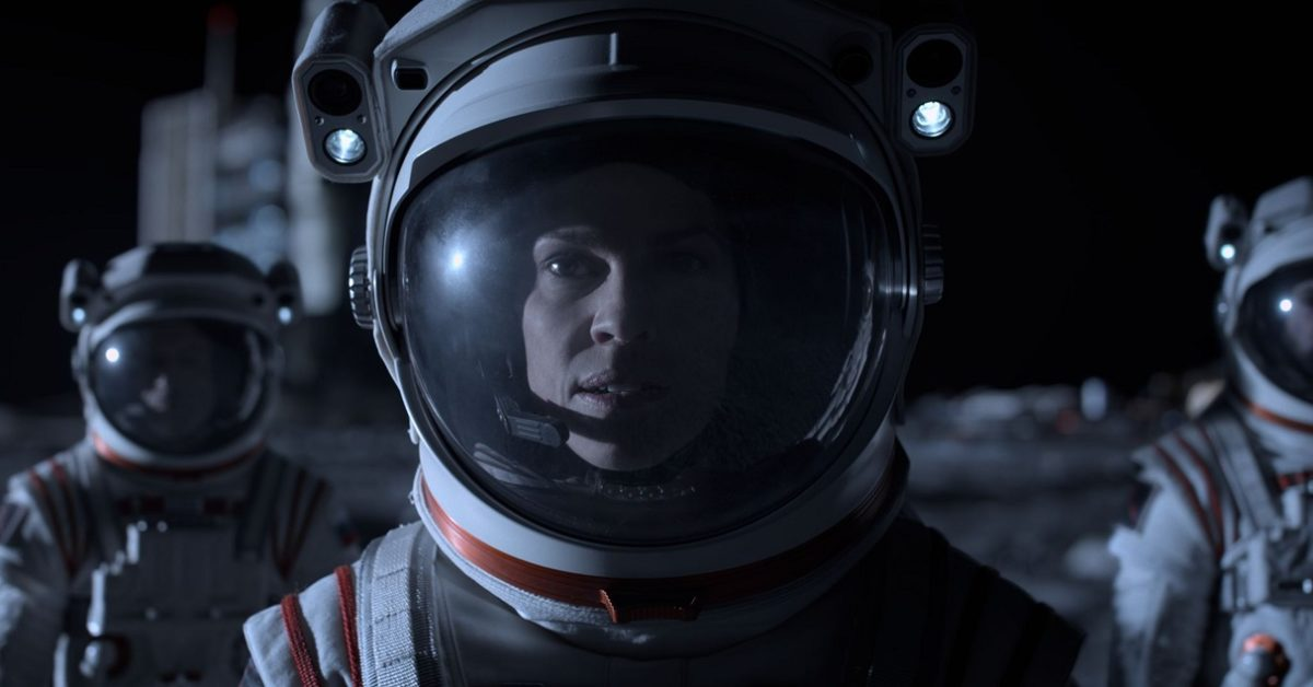 Away, The First, Ad Astra & More: Why So Many Sad Astronauts?