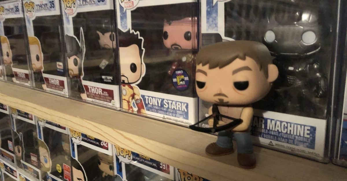 Collecting and Me: Inside the Mind of a Funko Collector