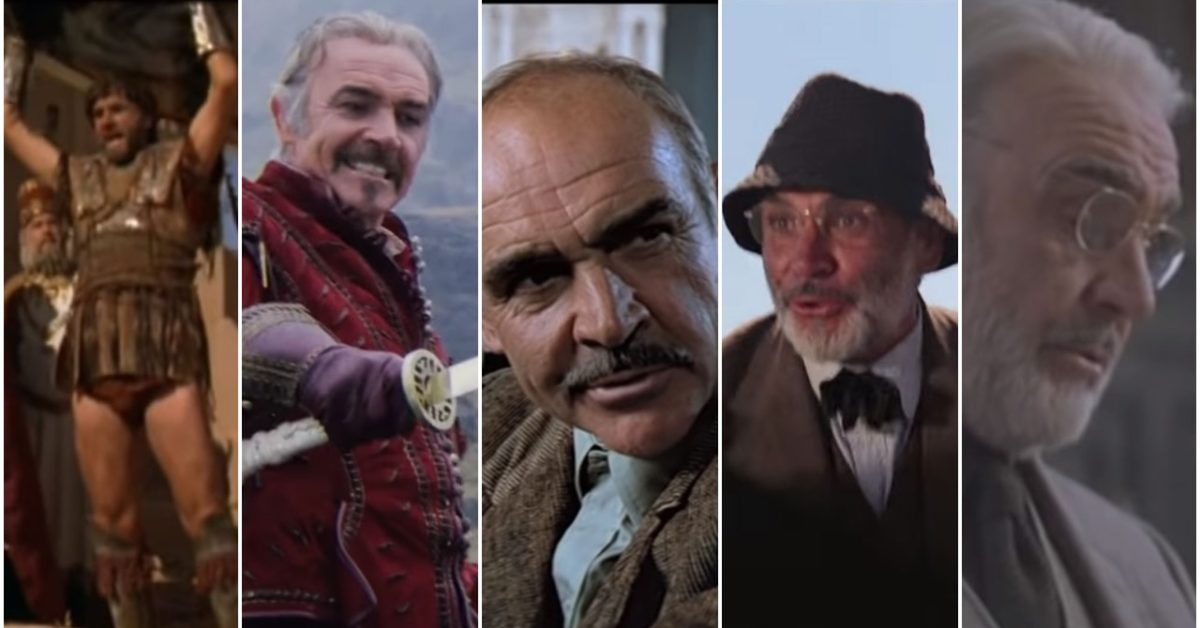 Time Bandits, Highlander, Best Sean Connery Roles That Aren't Not Bond