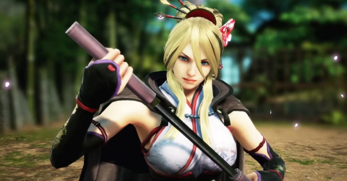 SoulCalibur VI Will Be Getting Setsuka Soon As A DLC Character