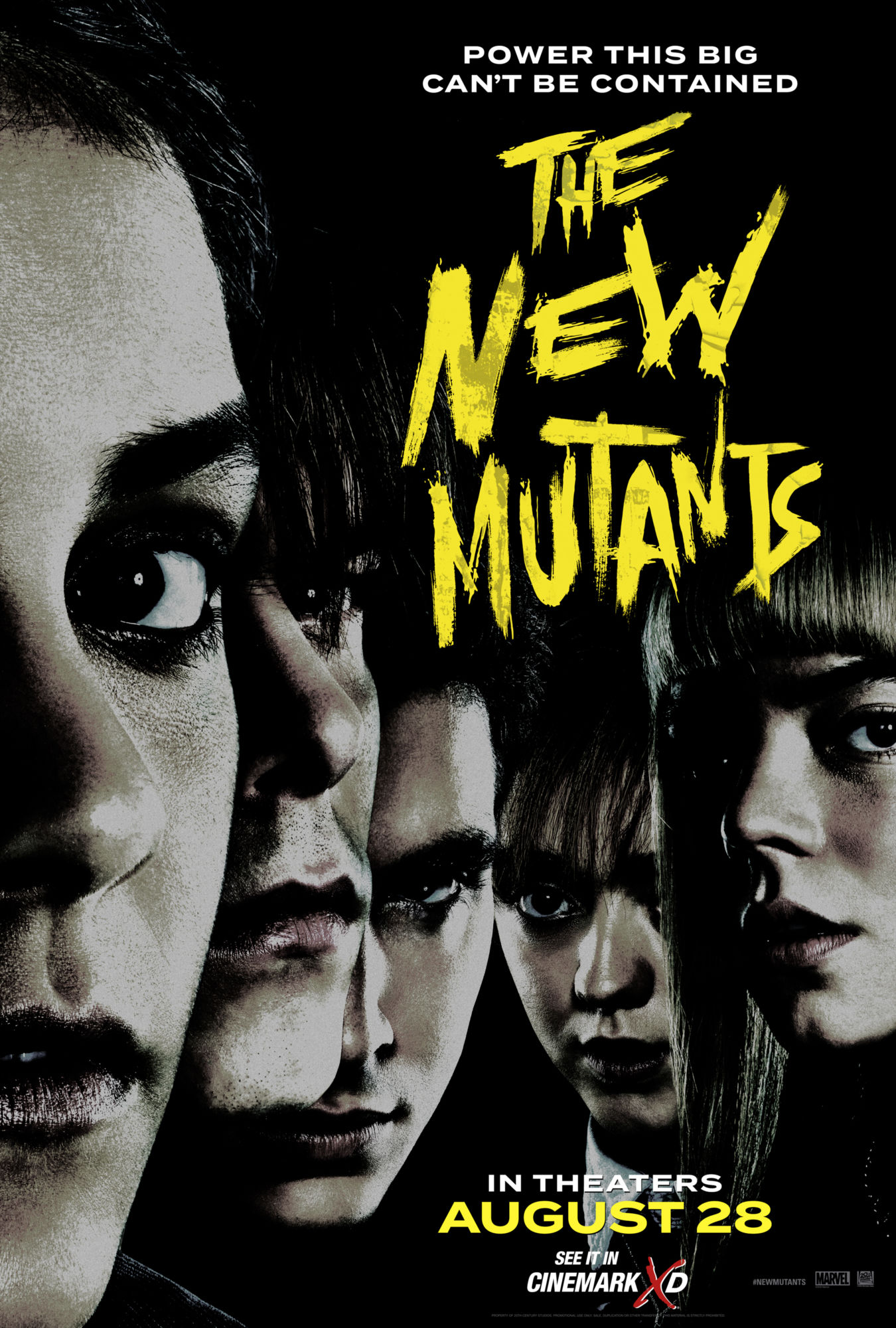 The New Mutants Review: The X-Men Go Out With a Shrug and a CGI Bear