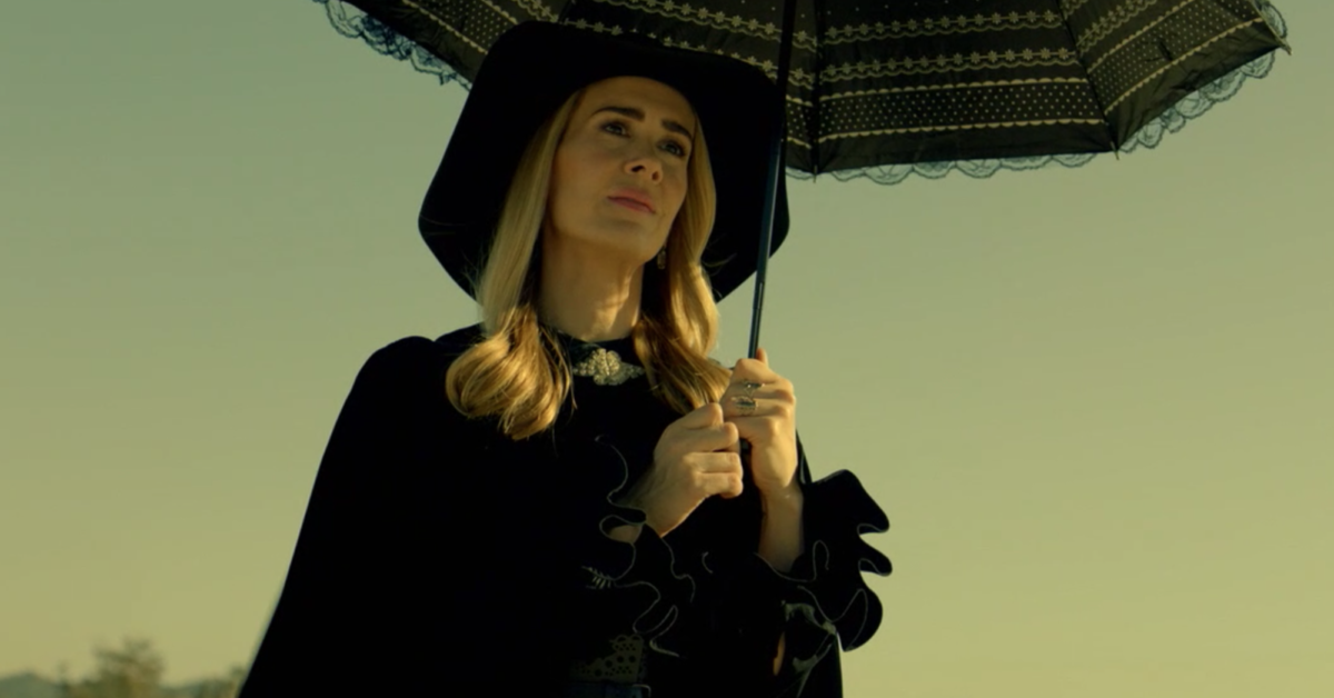 American Horror Story: Sarah Paulson On Why She Keeps Coming Back