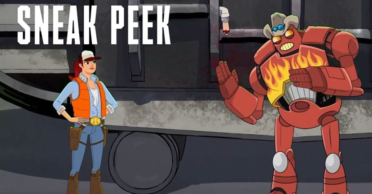 Dallas and Robo on Stock Cars, Sidekicks, Dismembered Hands: Preview