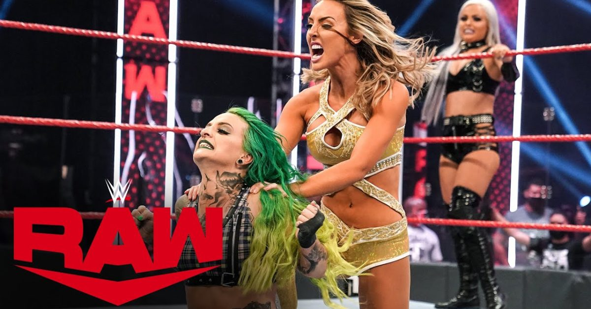 WWE Raw 8/3/20 Report Part 2: Liv Morgan & Ruby Riott Together At Last