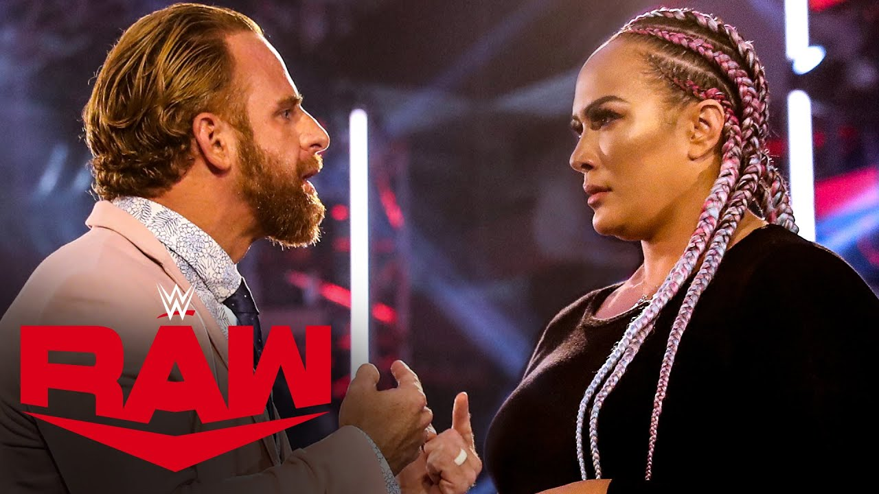 WWE Raw 8/3/20 Part 3 Report: Pat Buck Finally Gets What He Deserves