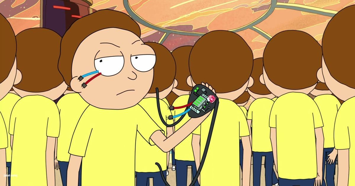 Rick and Morty: Our Random Yet Possible Top 5 Evil Morty Conspiracies