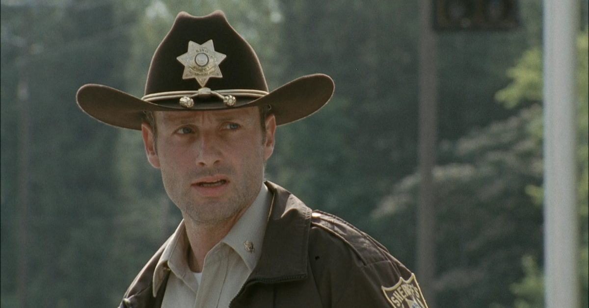 The Walking Dead: Shawn Kirkham S01 SDCC Flashback Hit Our Feels
