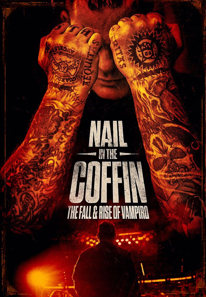 Vampiro Doc Nail in the Coffin Hitting Theaters, VOD in September