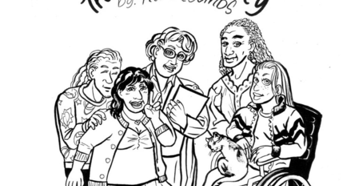 Alex L. Combs Sells Trans History: A Graphic Novel at Auction