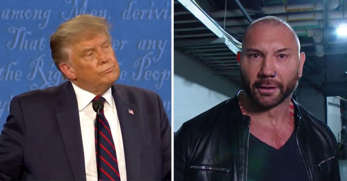 Dave Bautista Hits Back at Marjorie Taylor Greene Over Impeachment