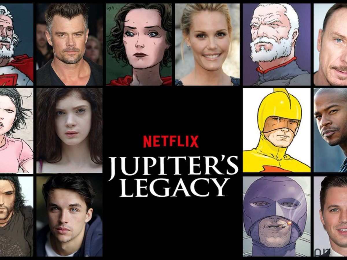 "Jupiter's Legacy: Mark Millar Says Series Is ""Beautiful Television"""