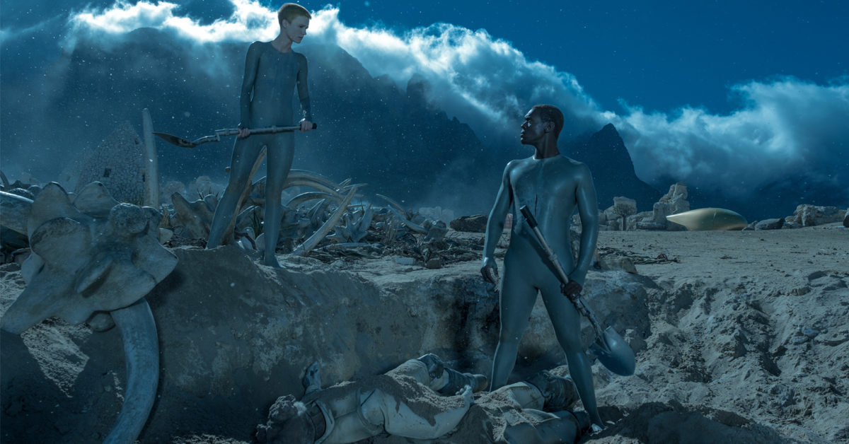 Raised by Wolves: HBO Max Renews Ridley Scott Sci-Fi Series